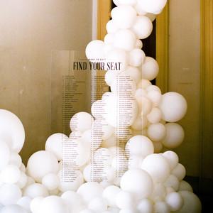 natalie louis wedding balloons seating chart