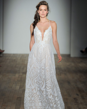 Blush by Hayley Paige Spring 2018 Wedding Dress Collection