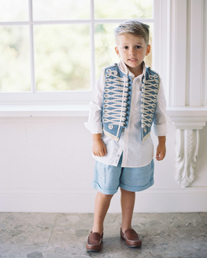 30 Nontraditional Wedding Looks for Your Flower Girl and Ring Bearer