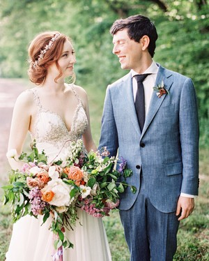 A Fun-Filled Farm Wedding in Tennessee