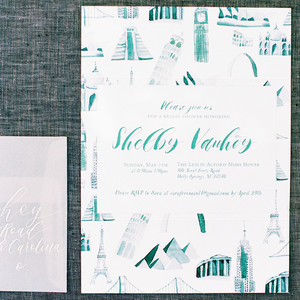 bridal shower invitations olivia suriano nancy ray photography
