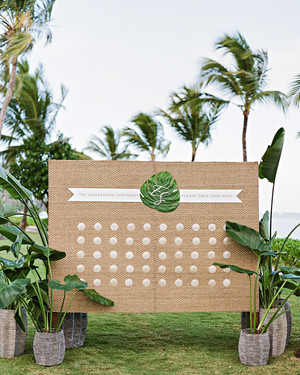 Trending Now: Rattan and Woven Wedding Décor