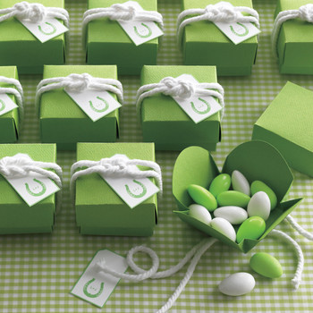 Spring Green Tags Clip Art