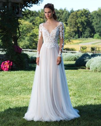 sincerity long sleeve lace