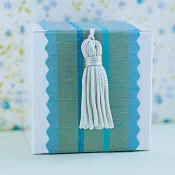 One Box 10 Ways: Tassel Top