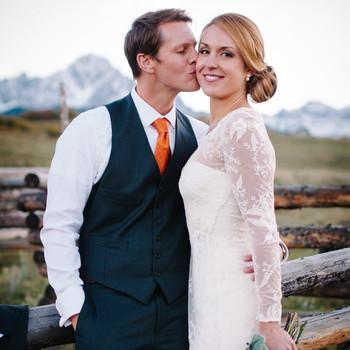 Destination Wedding: Merlyn and Matt, Ridgway, Colorado