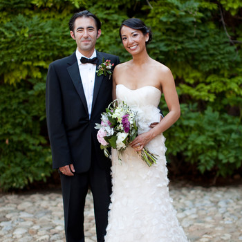 An Outdoor Rustic  Destination Wedding in Greece