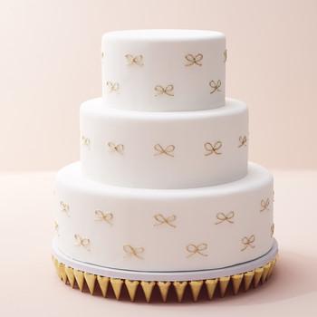 Studded Cake Stand