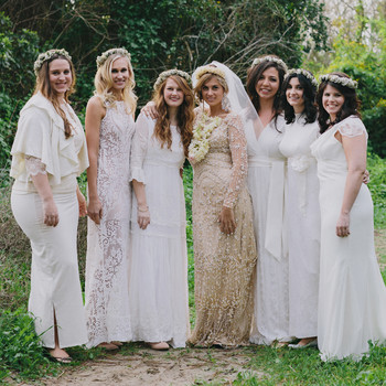 Boho-Chic Wedding Ideas for Free-Spirited Brides and Grooms