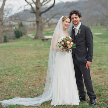 An Intimate, Romantic Wedding in North Carolina