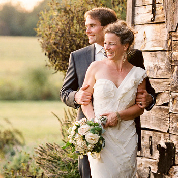 A Vintage DIY Wedding on a Farm in Virginia