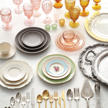 Casa de Perrin Is Our Secret Source for Tabletop Rentals