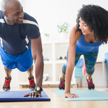 4 Reasons Why You Should Be Working Out with Your Significant Other