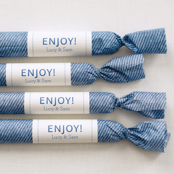 """Enjoy"" Rolled Favor How-To"