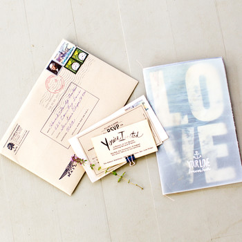A Guide to Hand-Canceling Your Wedding Invitations