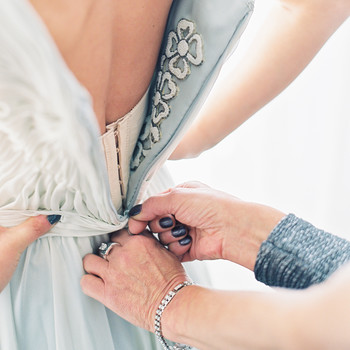 10 Ways to Calm Your Nerves Before You Walk Down the Aisle