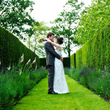 A Whimsical Outdoor Destination Wedding in England