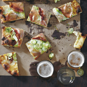 The Best Beer-and-Food Pairings for a Fall Wedding