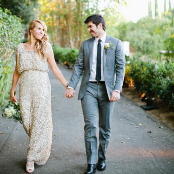 A Romantic Fall Wedding in Los Angeles