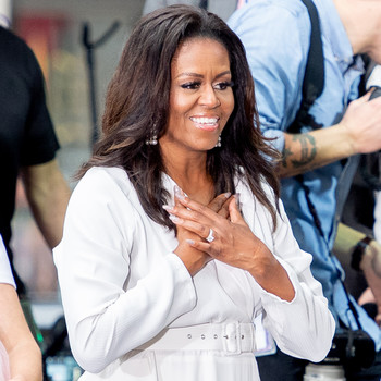 michelle obama engagement ring