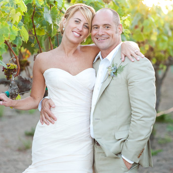 A Garden-Inspired Outdoor Destination Wedding in California