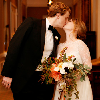 A Formal Fall Wedding in Seattle