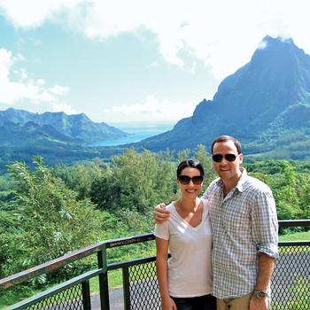 Honeymoon Diary: Bora Bora and Moorea