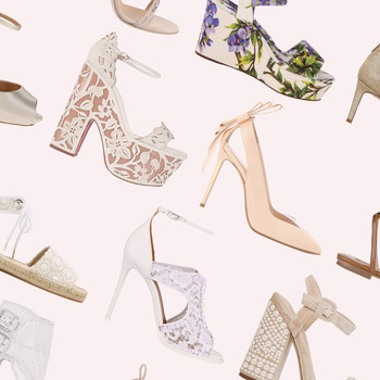 50 Best Shoes for a Bride to Wear to a Summer Wedding