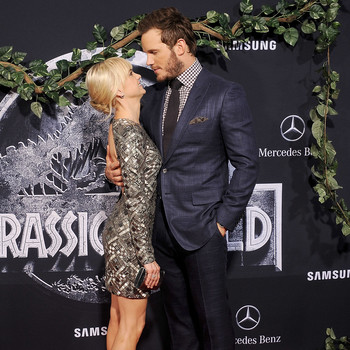 Chris Pratt Made a Sexy Mixtape for Wife Anna Faris—and She Was Not Into It!