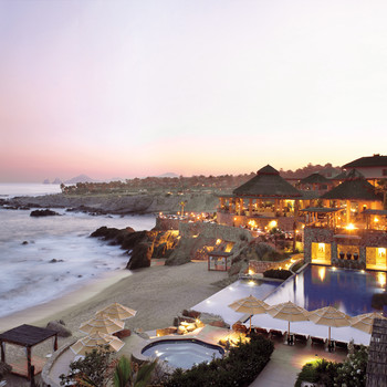 Plan Your Destination Wedding at Esperanza Resort in Mexico's Los Cabos