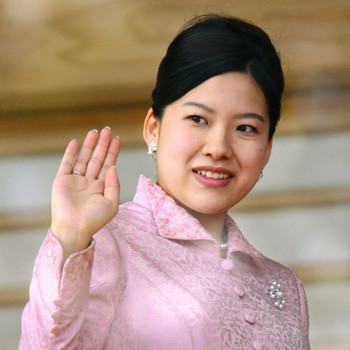 Japanese Princess Ayako