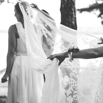 sofi ben camp wedding veil