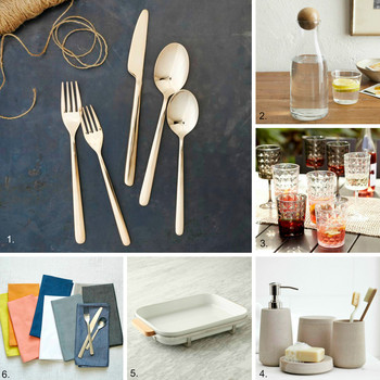 6 Best Registry Picks From West Elm