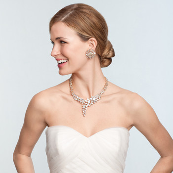 The Best Bridal Jewelry for Every Wedding Dress Neckline