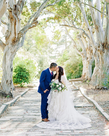 This Couple's Sonoma, California, Wedding Felt Like a Tuscan Celebration