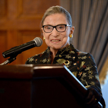 ruth bader ginsburg officiated wedding