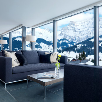 10 Stylish Ski Hotels for Honeymoons Around the World