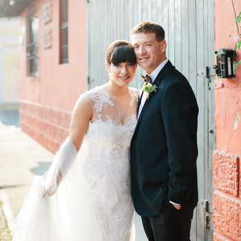Amanda and Jared's Destination Wedding in Guatemala