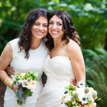 A Rustic, Outdoor Greek and Italian Wedding in Washington State