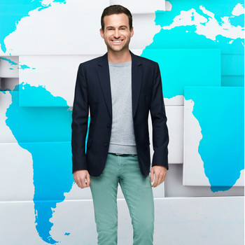 "Brandon Presser of Bravo's New Show ""Tour Group"" Shares His Best Travel Advice"