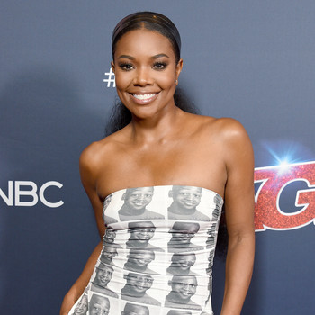 gabrielle union on red carpet