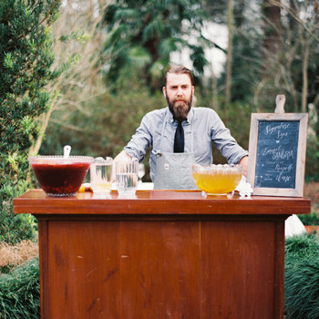 Specialty Wedding bar with Cocktails
