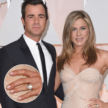 "Justin Theroux Proves He's the Best ""Hubby"" Ever By Surprising Jennifer Aniston on Thanksgiving"