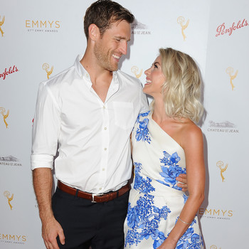 How Brooks Laich Really Feels About Not Sharing a Last Name with Julianne Hough