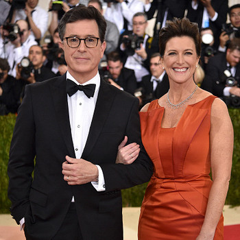 """Watch: Stephen Colbert Proves """"Love at First Sight"""" Is a Thing"""