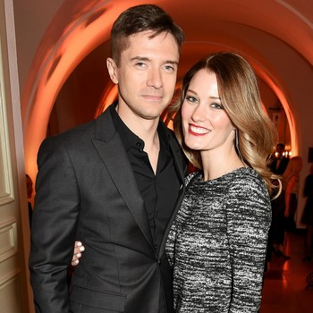 Topher Grace Is Officially Married to Ashley Hinshaw!