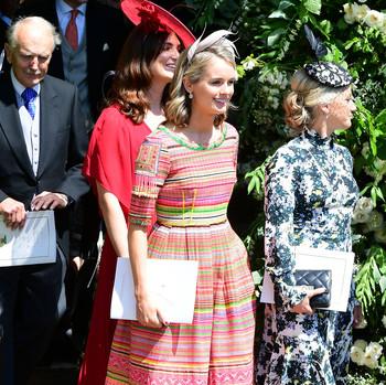 Cressida Bonas royal wedding 2018