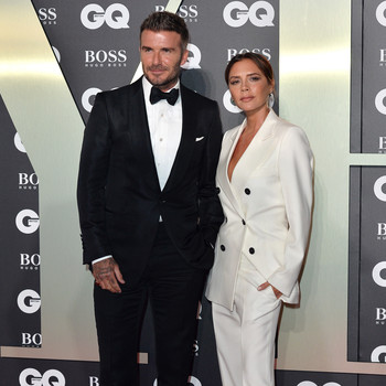 23 Years Later, David Beckham Still Has the Train Ticket Victoria Beckham Wrote Her Phone Number On