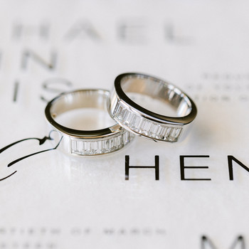 henery michael wedding bands