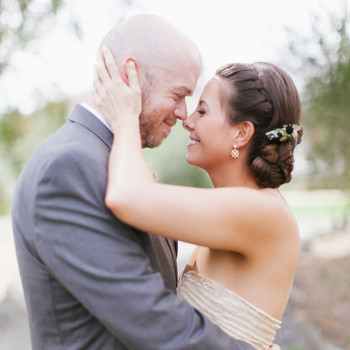 A Casual Garden Party Wedding in Northern California